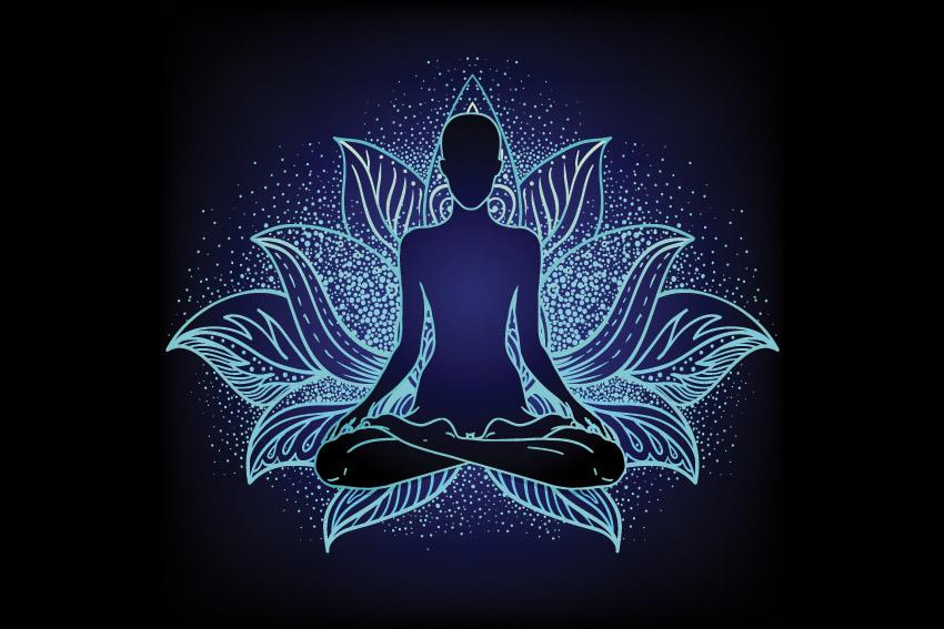 Position du lotus